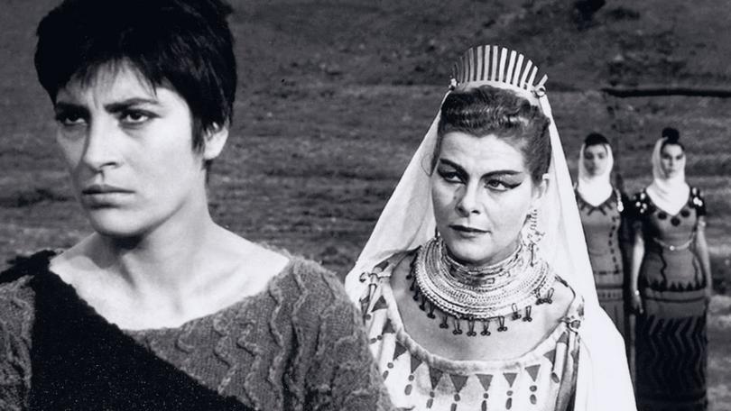 Η Ηλέκτρα του Μιχάλη Κακογιάννη στις ταινίες της εβδομάδας