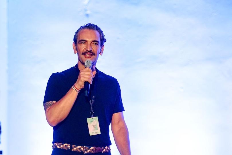 Για τον Κωνσταντίνο Δέδε η επαναλειτουργία του Κινηματογράφου ΑΒ σημαίνει ζωή