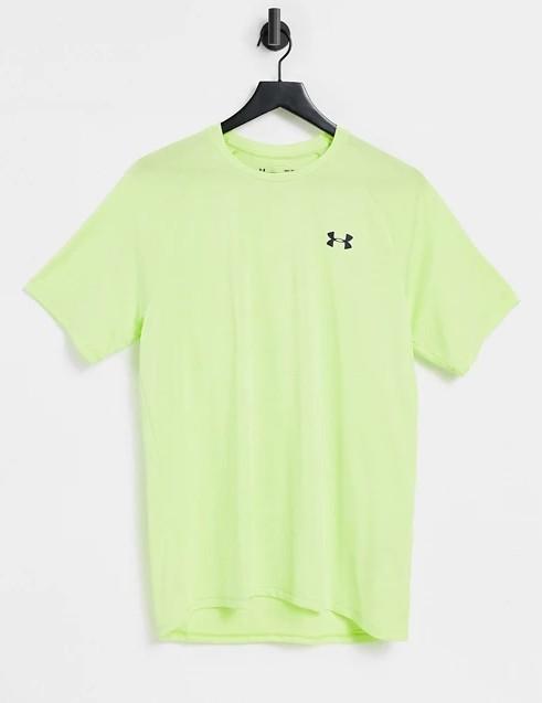 Under Armour Training Tech 2.0 t-shirt in green