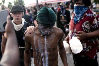 Τζορτζ Φλόιντ: 15 συγκλονιστικές εικόνες από τις διαδηλώσεις στη Μινεάπολη