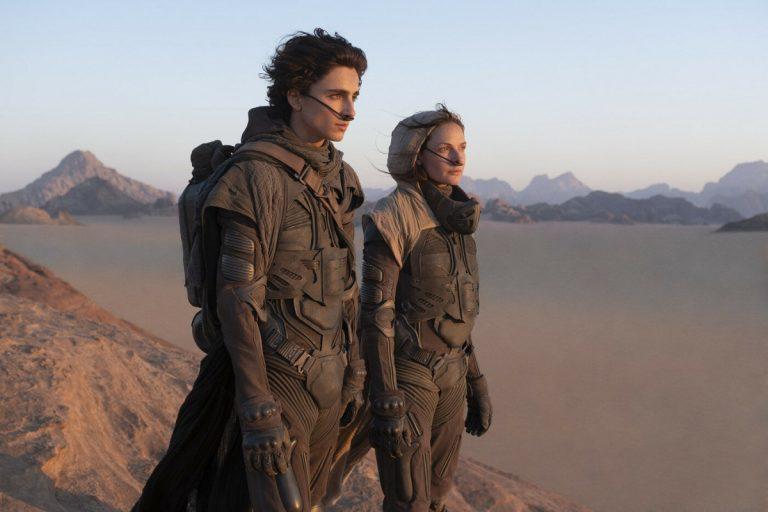 dune warner ταινια σινεμα