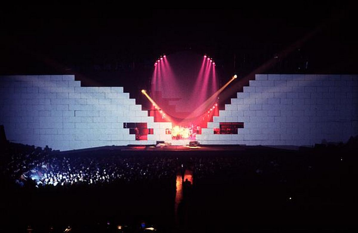 Pink Floyd the Wall live 1980