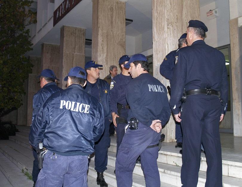 αστυνομια περιπολικο εγκλημα δολοφονια
