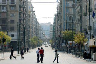 Η Πατησίων είναι ο πιο αντιπροσωπευτικός δρόμος της Αθήνας