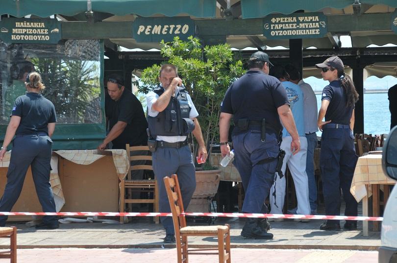 αστυνομία εγκλημα αστυνομικοί δολοφονια