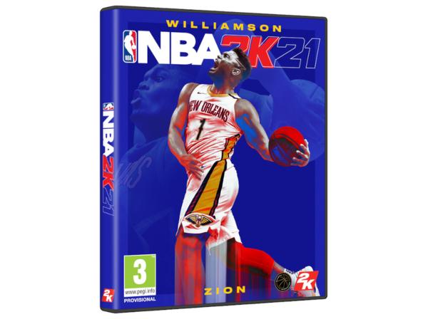 NBA 2K21 Standar Edition Xbox Series X