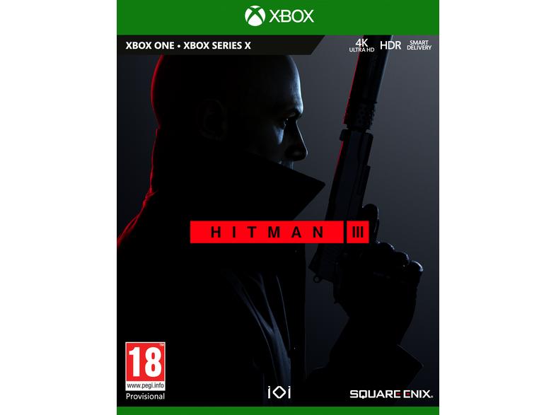 Hitman 3 Xbox Series X