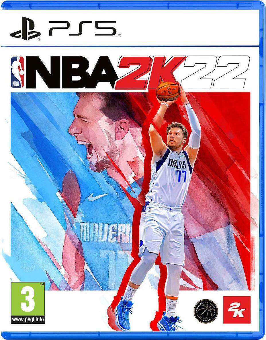 PS5 Game - NBA 2K22