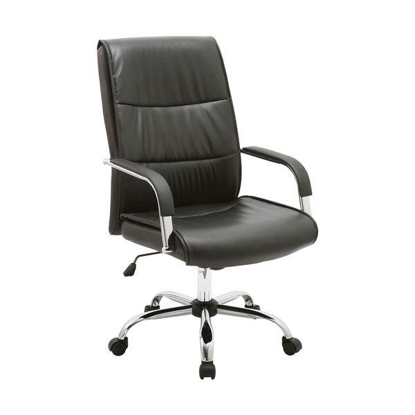 Woodwell BF3500 Black Διευθυντική Καρέκλα