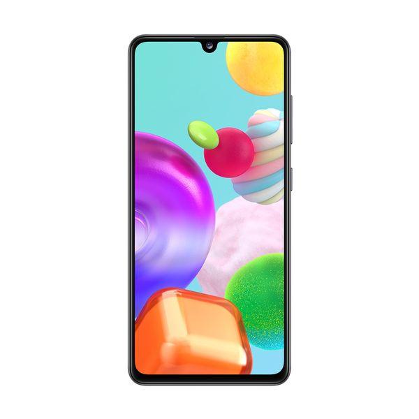 Samsung Galaxy A41 Black Dual Sim