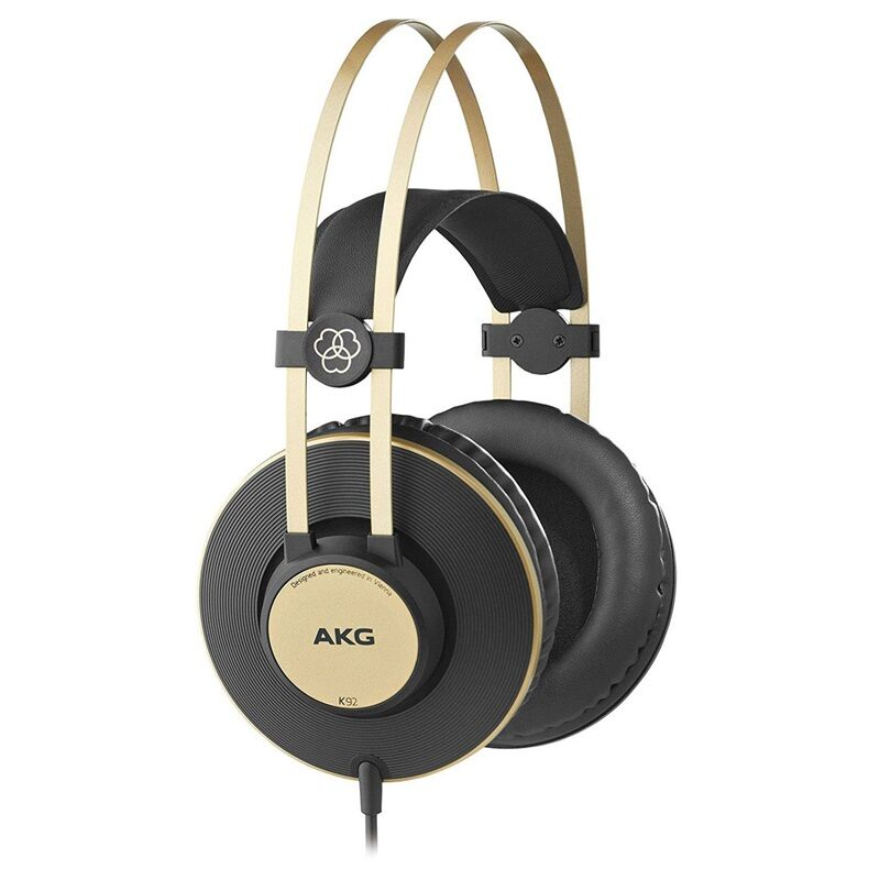 Headphones AKG K92 Black | Plaisio