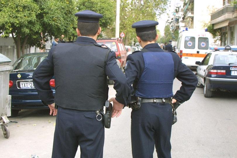 Αστυνομία αλεξίσφαιρα απαγωγή