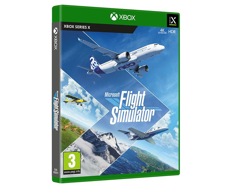 Microsoft Flight Simulator 2020 Xbox Series