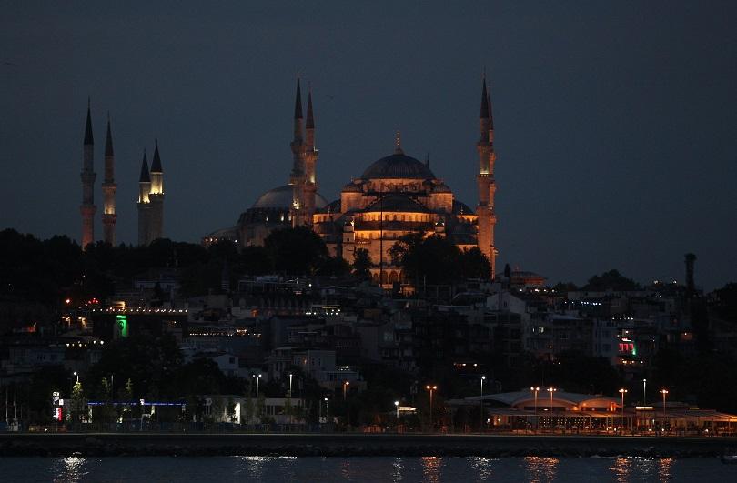 Κωνσταντινούπολη Τουρκία Τζαμί