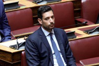 Ο Κυρανάκης προλαβαίνει την υπόλοιπη ΝΔ, δίνει πρώτος το όνομα του συλληφθέντα