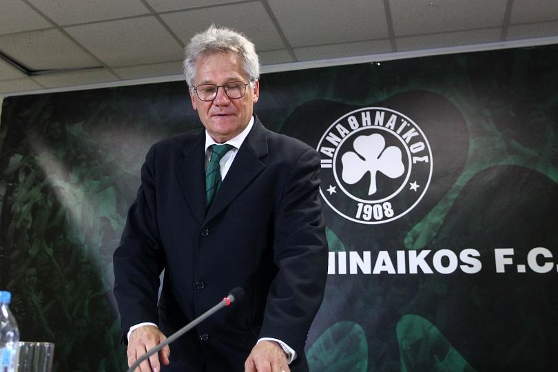 Ο Λάζλο Μπόλονι προπονητής του Παναθηναϊκού