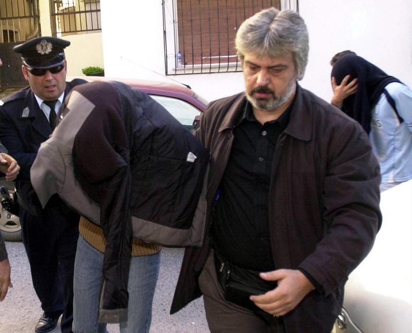 ζευγος Γκεσοπούλου δολοφονία 2003