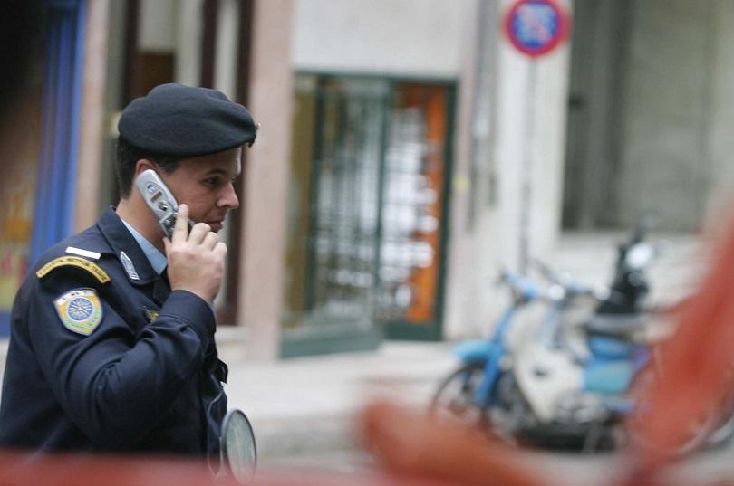 αστυνομία τηλεφωνο αστυνομικος