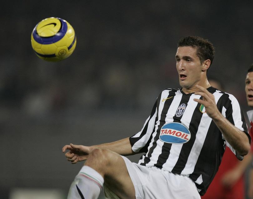 Ο Chiellini στη Juventus.
