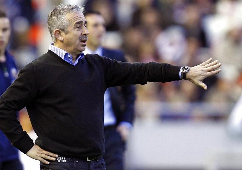 Ο Manueal Preciado προπονητής της Villareal.