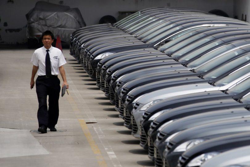 H αυτοκινητοβιομηχανία από την Κίνα.