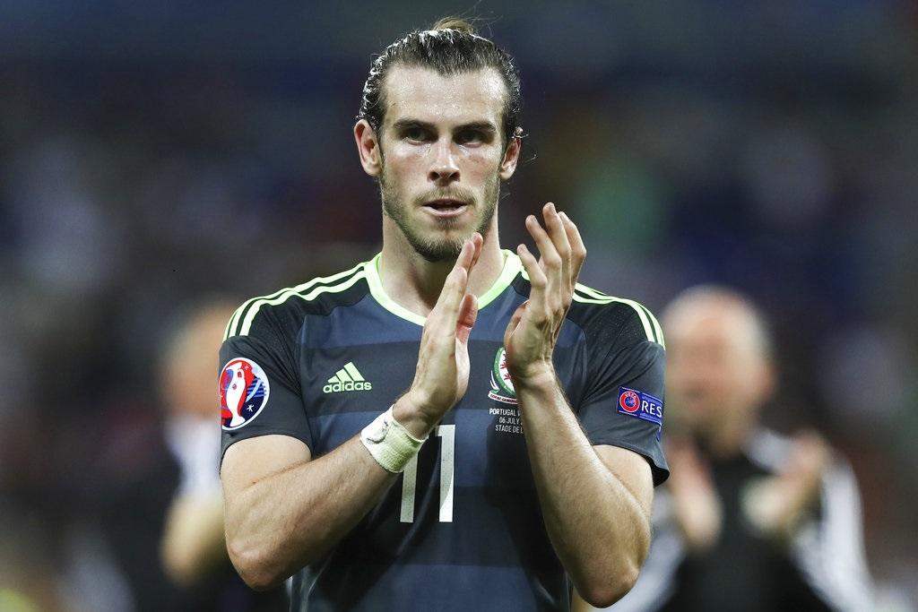 Ο Garethe Bale στο Euro 2016.