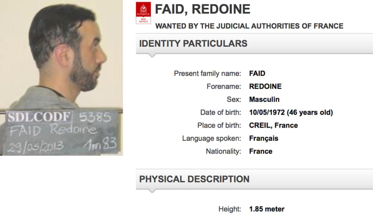 Redoine Faid