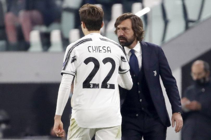 Ο Αndrea Pirlo στη Juventus.