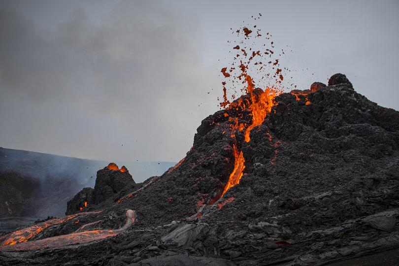 ισλανδια ηφαιστειο ρεικιαβικ
