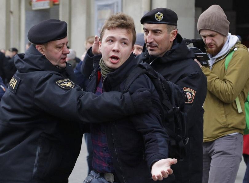 H σύλληψη του Προτασέβιτς το 2017.