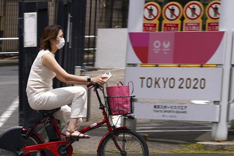 Καμπάνια για τους Ολυμπιακούς Αγώνες του Τόκυο