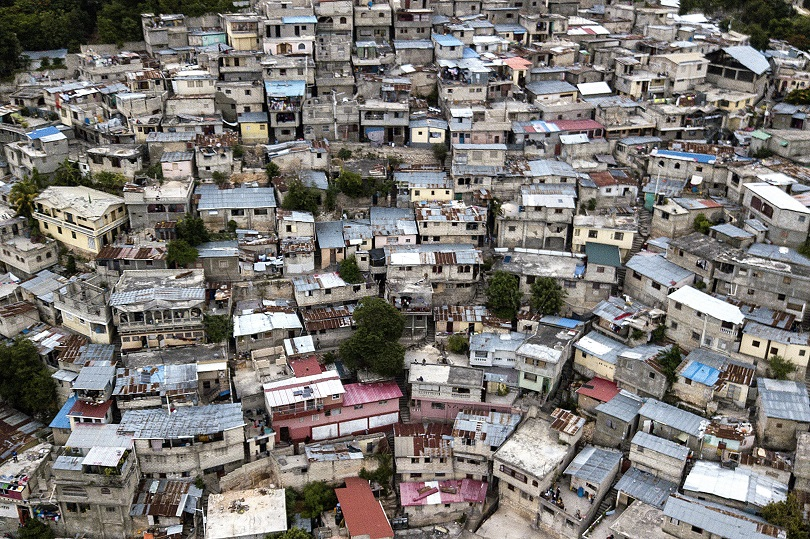 Αϊτή: Εικόνες της πρωτεύουσας.