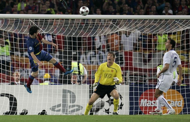 Το γκολ του Messi στον τελικό του Champions League.