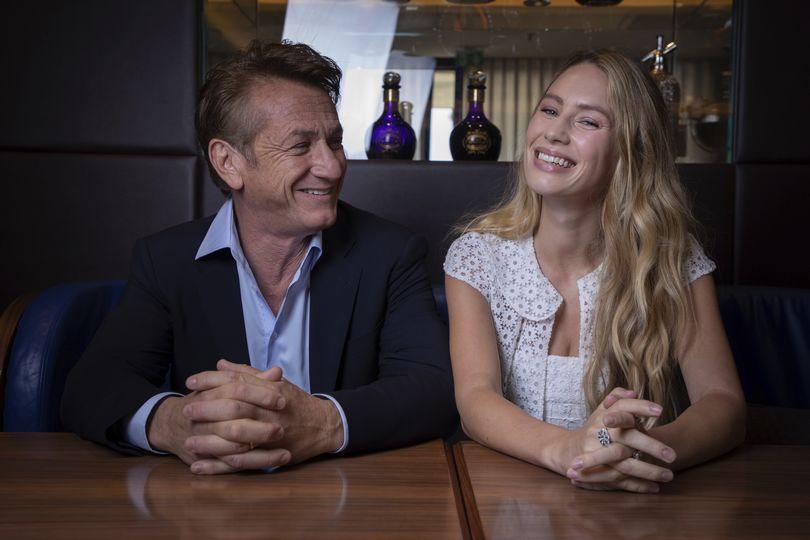 Ο Sean Penn με την κόρη του, Dylan Penn