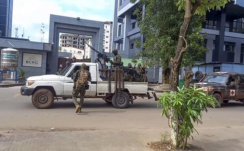 γουινέα πραξικόπημα