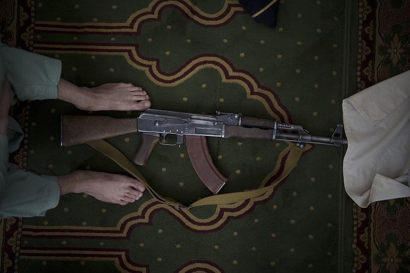 Προσευχή των Ταλιμπάν.
