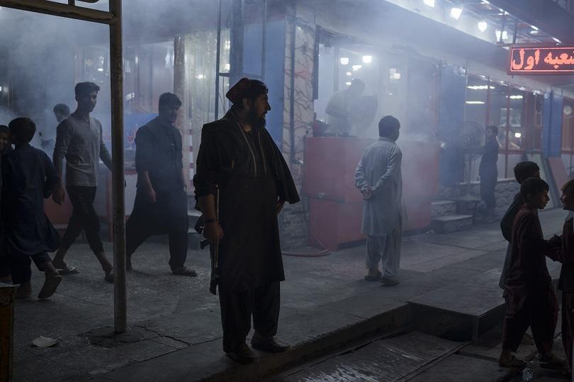 Ταλιμπάν με όπλα στο Αφγανιστάν.