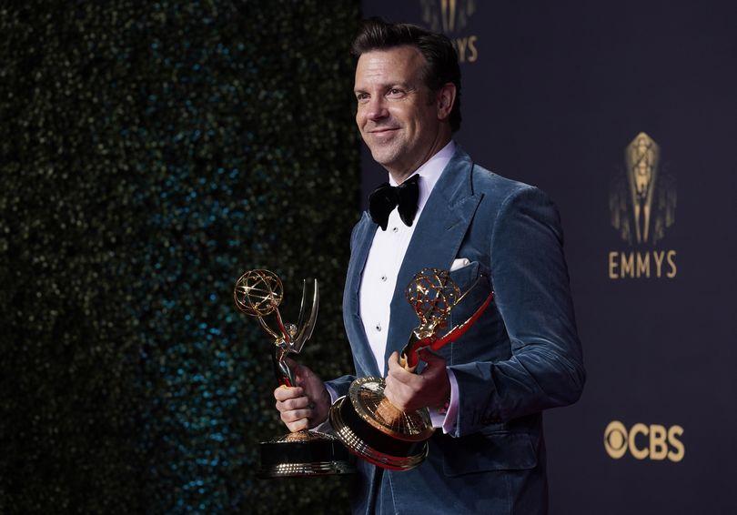 Ο Jason Sudeikis στα Emmys 2021
