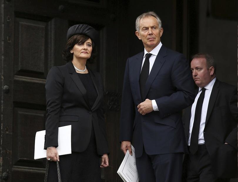 Ο Tony Blair και τα Pandora Papers.