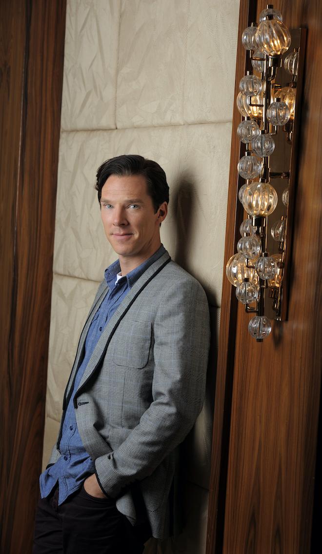τζην πουκάμισο Benedict Cumberbatch