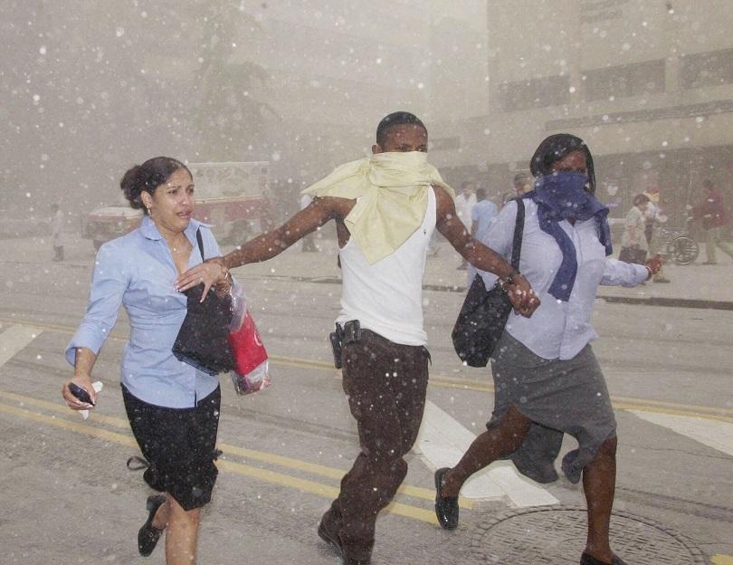 Η 11η Σεπτεμβρίου από τον φωτογραφικό φακό.