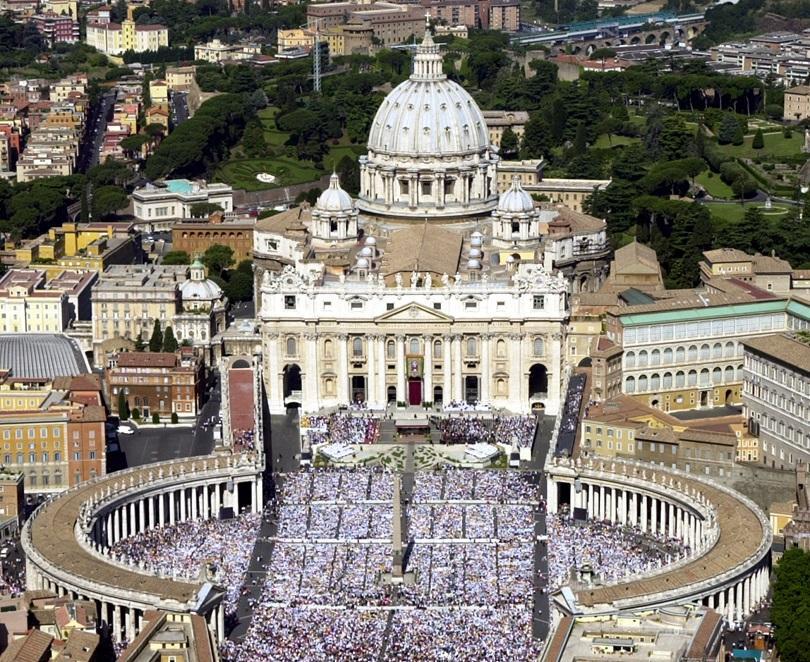 βατικανό παπας αγιος πετρος