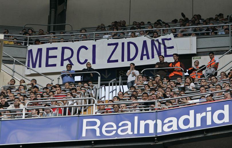 Real Madrid zidane τελευταιο παιχνιδι μπερναμπέου