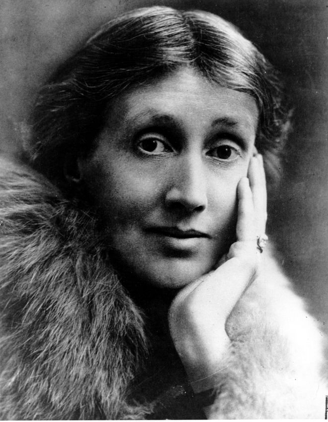 Virginia Woolf writer