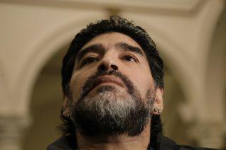 40 φωτογραφίες από την κινηματογραφική ζωή του Ντιέγκο Μαραντόνα