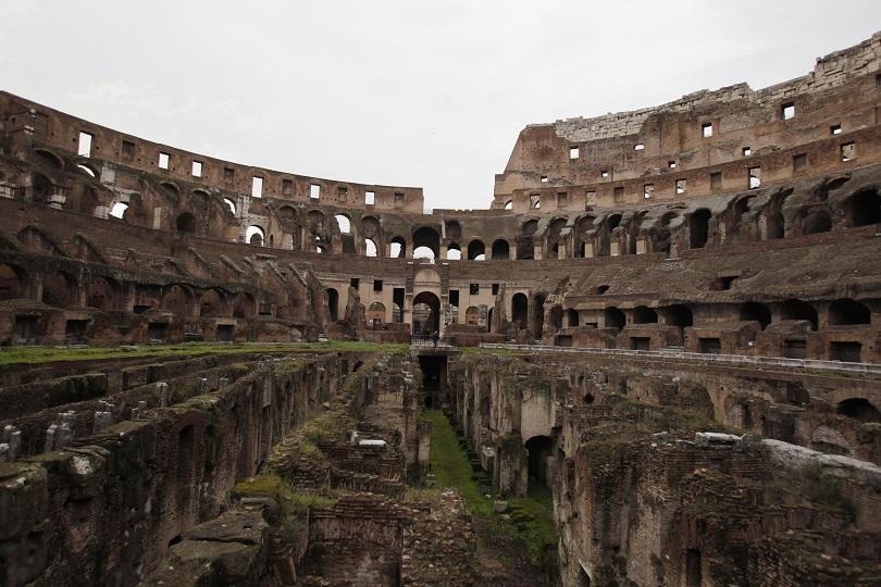 κολοσσαίο ρώμη αρχαία