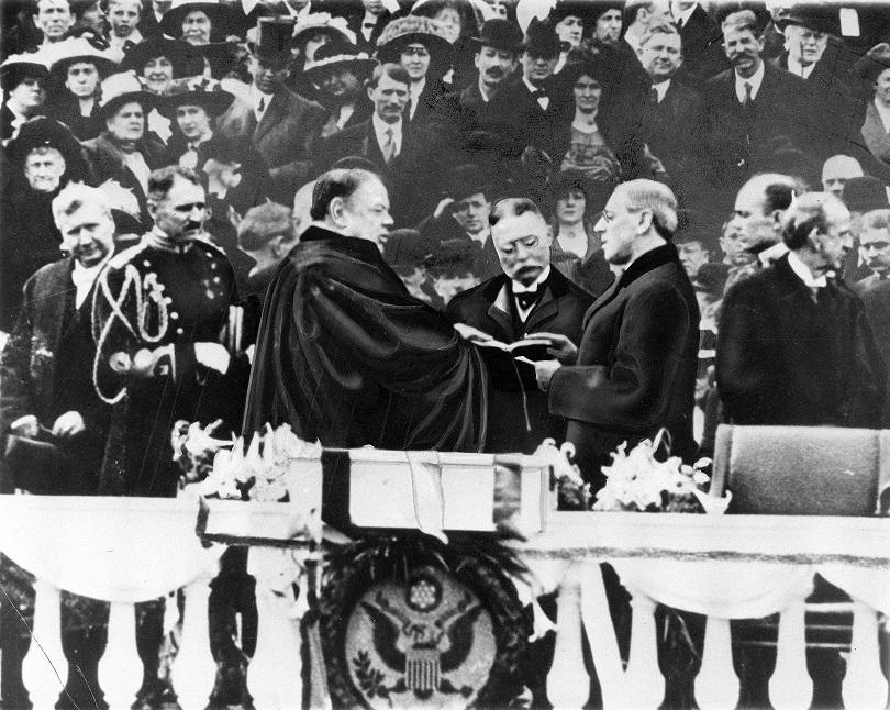 Woodrow Wilson president usa