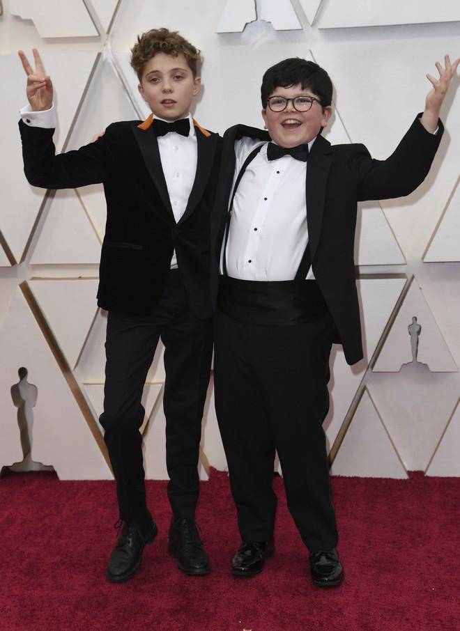 Roman Griffin Davis Archie Yates Oscars