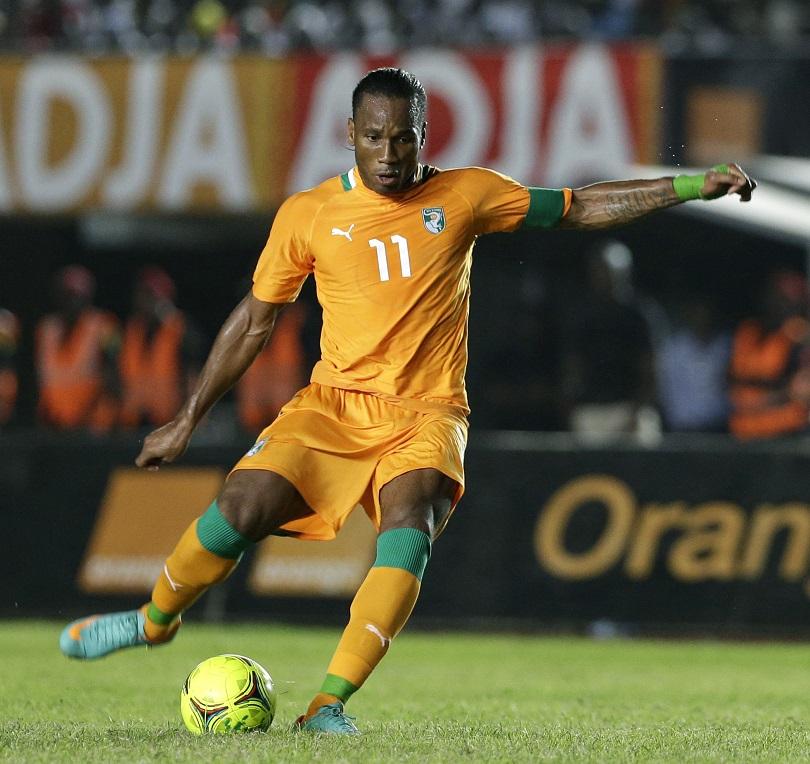 Didier Drogba akti elefantostou