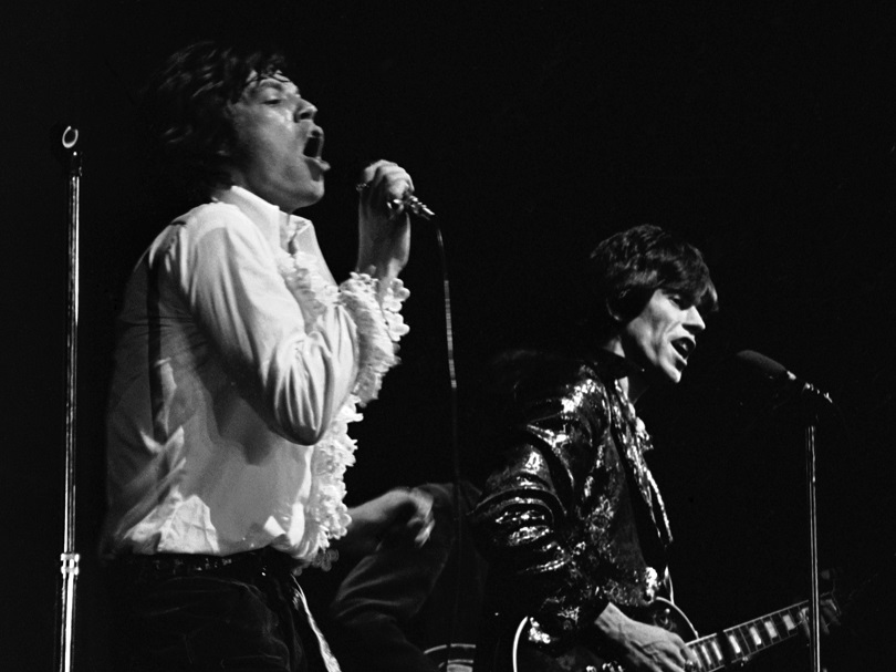 Rolling Stones 1967 jagger